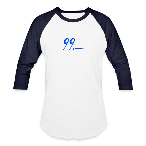 99 Point Blank - Ink - Baseball Shirt - Baseball T-Shirt
