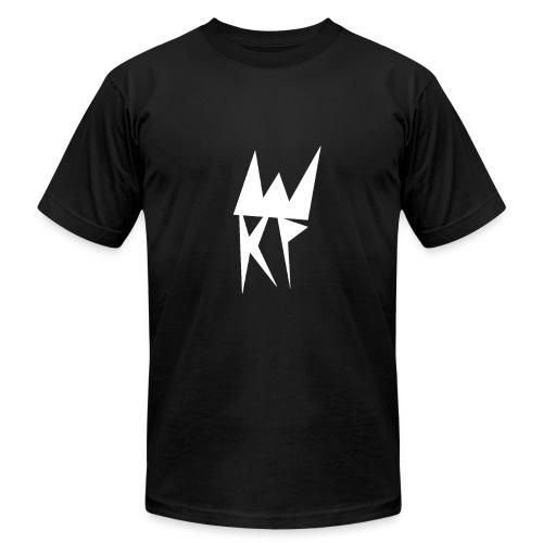 KP Basic Logo T Shirt (Black) - Men's Fine Jersey T-Shirt