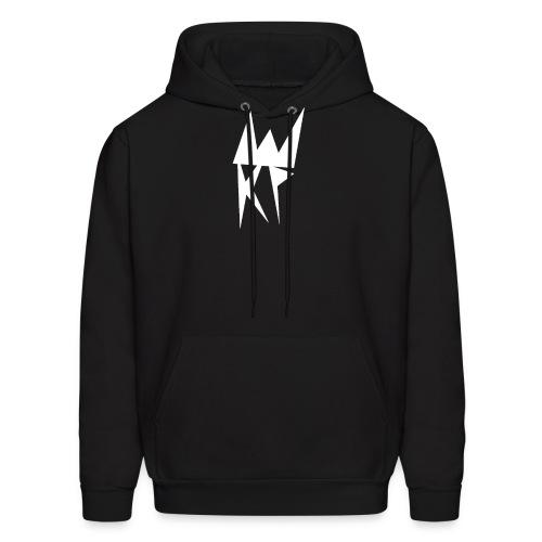 KP Basic Logo Hoodie (Black) - Men's Hoodie