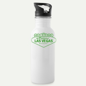 Las Vegas Water Bottle - Water Bottle