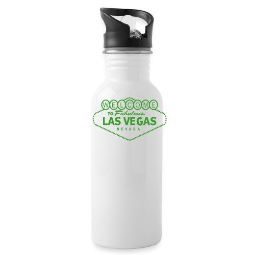 Las Vegas Water Bottle - Water Bottle