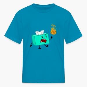 Oatmeal Raisin - Child's - Kids' T-Shirt