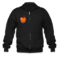 Zip Hoodies & Jackets ~ Men's Zip Hoodie ~ Active Zip-Up Sweatshirt