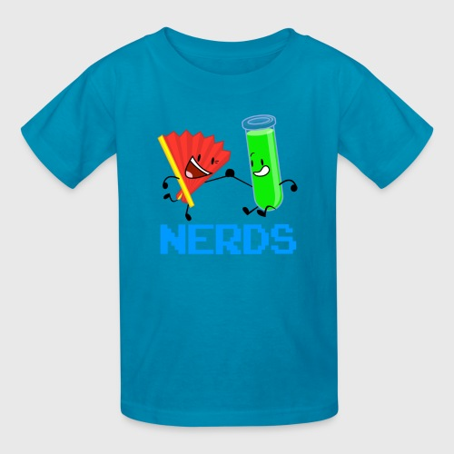 Nerds - Child's - Kids' T-Shirt