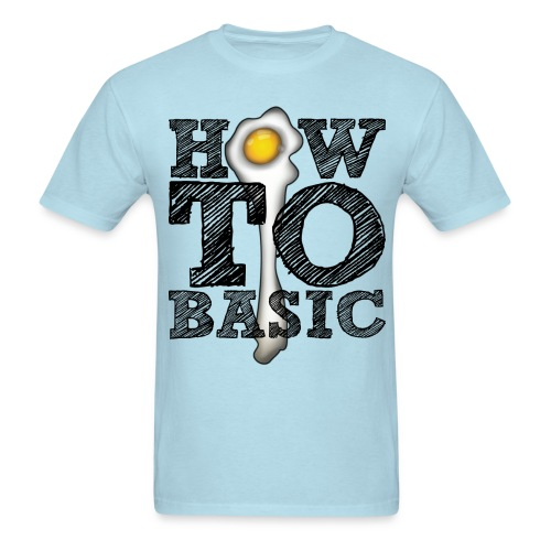 how_to_basic01 - Men's T-Shirt