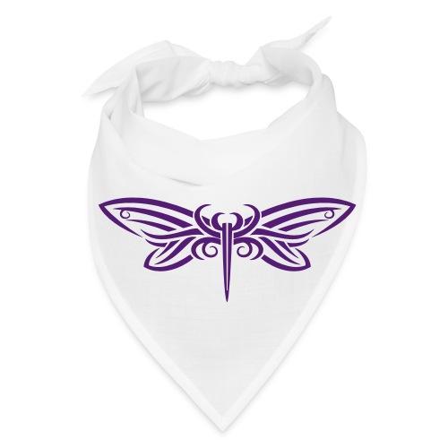 Tribal Butterfly Bandana - Bandana