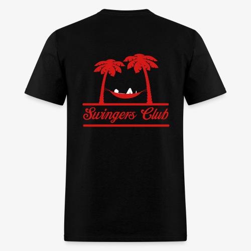 Crazy Travelers Talk (CTT) Men's Swingers T-Shirt  - Men's T-Shirt