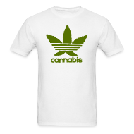 T-Shirts ~ Men's T-Shirt ~ Cannabis