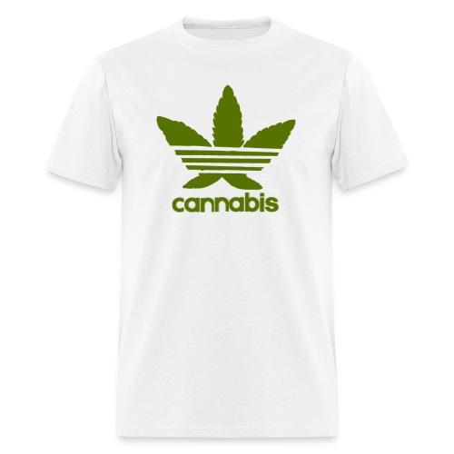 Cannabis - Men's T-Shirt