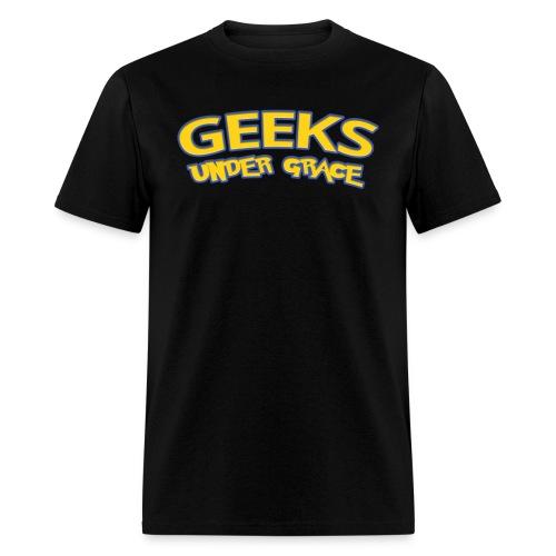 Trainers Under Grace - Men's T-Shirt
