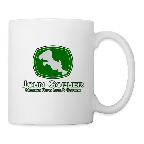 John Gopher Coffee Mug - Coffee/Tea Mug