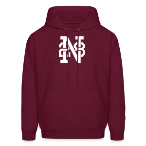 N28 LightweightHoodie -FlockPrint - Men's Hoodie