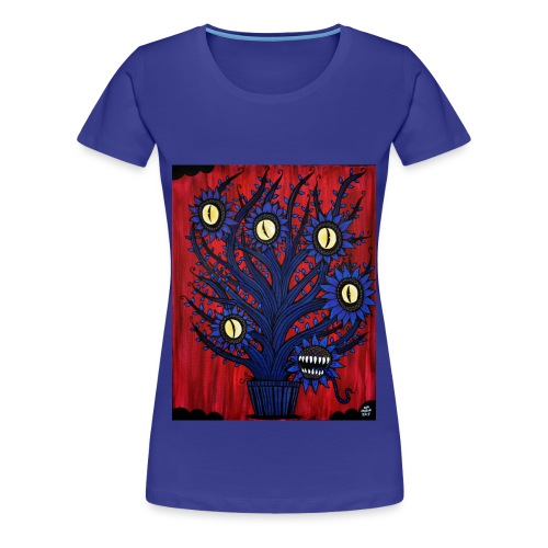 face plant - Women's Premium T-Shirt