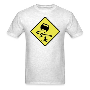 Slipping - Men's T-Shirt