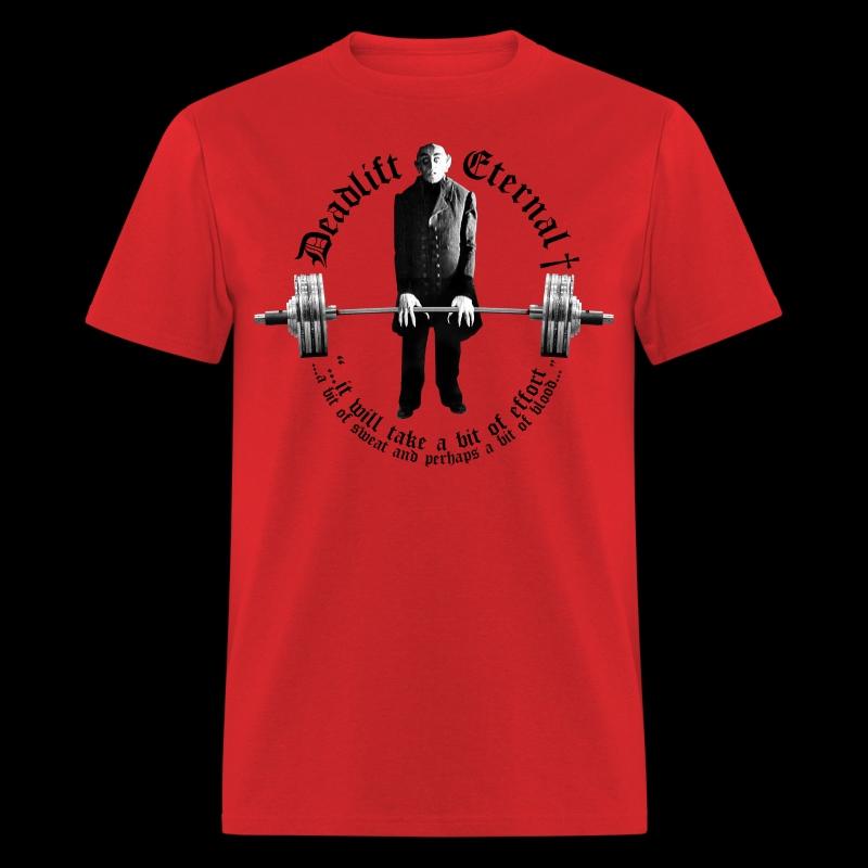 DEADLIFT ETERNAL - Men's T-Shirt