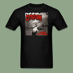 D.T. Seizure - Hand of Doom T-Shirt (men's) - Men's T-Shirt