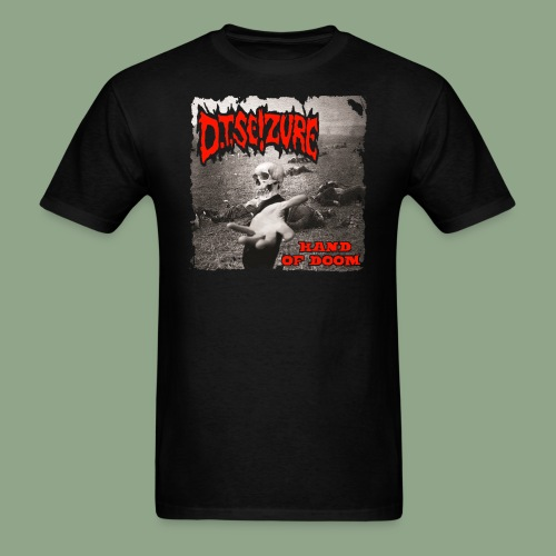 D.T. Seizure - Hand of Doom T-Shirt (men's) - Men's T-Shirt
