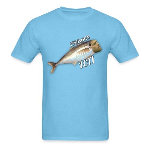 MISHA FISH - Men's T-Shirt