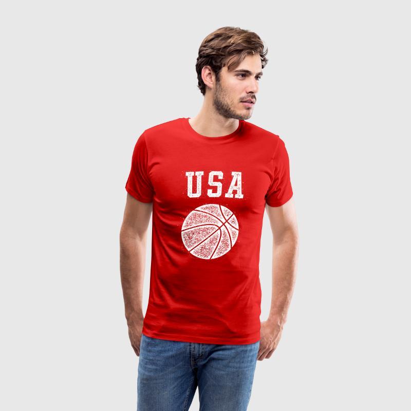 Vintage Basketball T Shirt 103