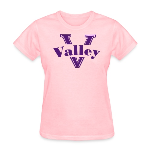 Valley Pink - Women's T-Shirt