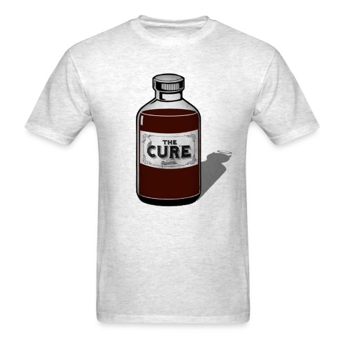 J. Cole - The Cure - Men's T-Shirt