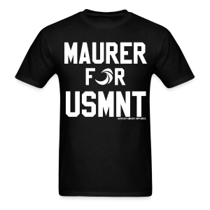 MAURER FOR USMNT - Short Sleeve - Men's T-Shirt