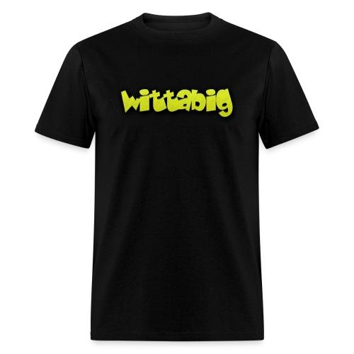 Wittabig Logo Men's Tee - Men's T-Shirt