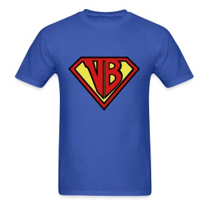 VB Hero Man - Men's T-Shirt