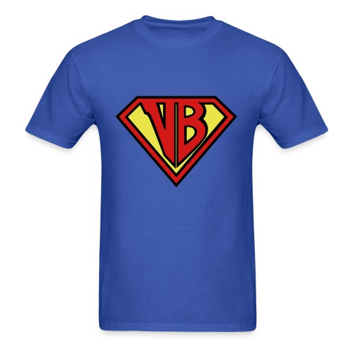 VB Hero Man - Men's T-Shirt