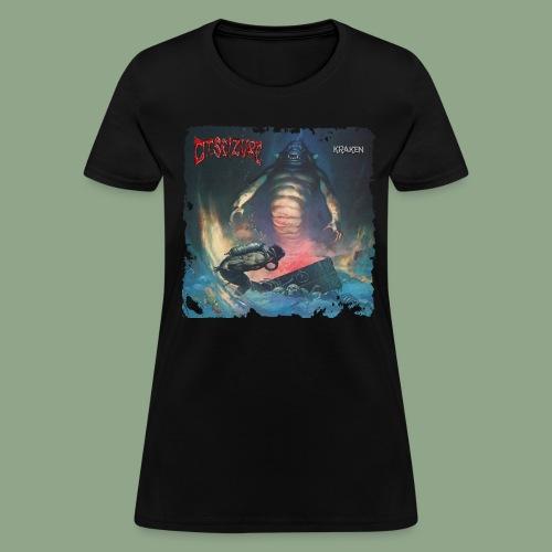 D.T. Seizure - Kraken T-Shirt (women's) - Women's T-Shirt
