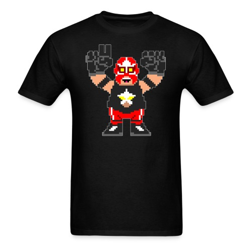 8 Bit Big Train - Men's T-Shirt