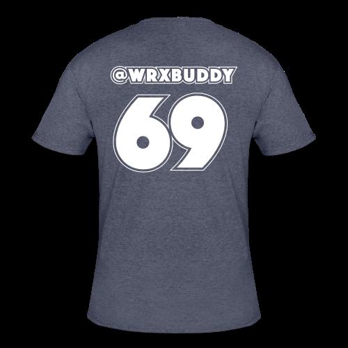 Get Stuffed @wrxbuddy T-Shirt - Men's - Men's 50/50 T-Shirt