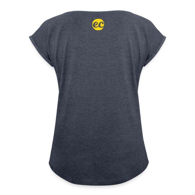 Wonderfully Weird T-Shirt Velvet Text