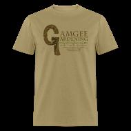 T-Shirts ~ Men's T-Shirt ~ Gamgee Gardening