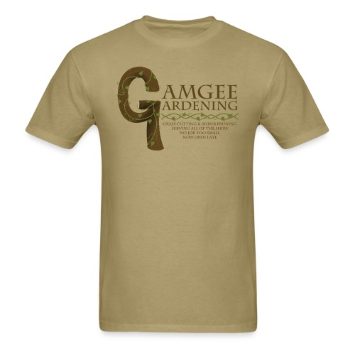Gamgee Gardening - Men's T-Shirt
