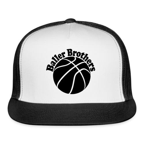 Baller Brothers basketball trucker cap - Trucker Cap