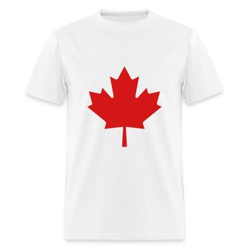 Canada Maple Leaf T-Shirt - Men's T-Shirt
