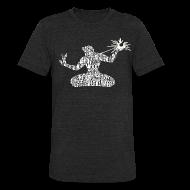 T-Shirts ~ Unisex Tri-Blend T-Shirt ~ Spirit Roads