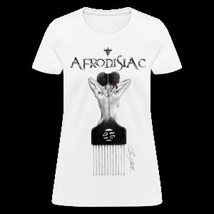 afrodisiac - Women's T-Shirt