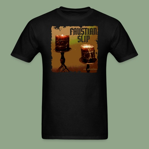 Faustian Slip - In Shadow T-Shirt (men's) - Men's T-Shirt