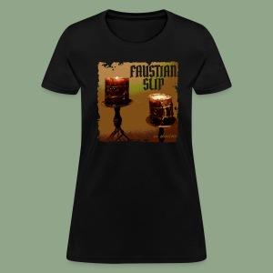 Faustian Slip - In Shadow T-Shirt (women's) - Women's T-Shirt