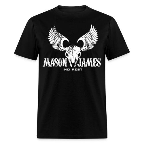 Mason James Ass Kick'n T - Men's T-Shirt