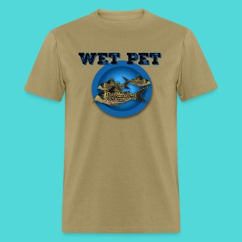 Men's Wet Pet Corydoras Tee - Men's T-Shirt
