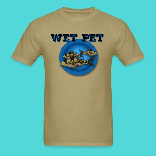Men's Wet Pet Corydoras Tee - Men's T-Shirt