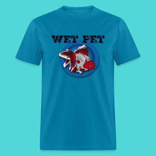 Men's Wet Pet Goldfish Tee - Men's T-Shirt