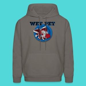 Men's Wet Pet Goldfish Hoodie - Men's Hoodie