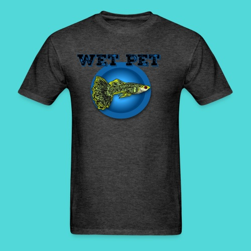 Men's Wet Pet Guppy Tee - Men's T-Shirt