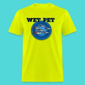 Men's Wet Pet Neon Tetra Tee - Men's T-Shirt