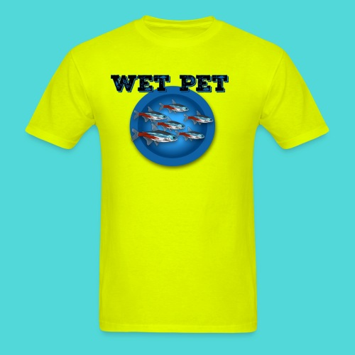Men's Wet Pet Neon Tetra Tee - Men's T-Shirt