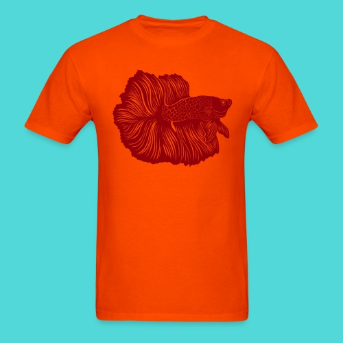 Betta Splendens Tee - Men's T-Shirt